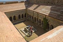 Monasterio de Sant Pere de Rodes, El Port de la Selva, Spain