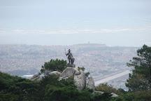 Estatua do Guerreiro, Sintra, Portugal