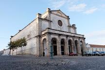 Igreja do Espirito Santo, Evora, Portugal