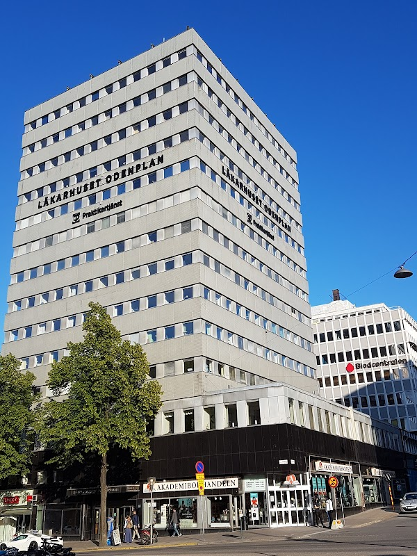 fabfe63c07b Scandinavian Venous Centre Läkarhuset Odenplan, + 46 8 587 101 33 ...