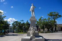 Parque Peralta (Parque de las Flores), Holguin, Cuba