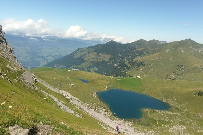 Seefeldsee, Sachseln, Switzerland