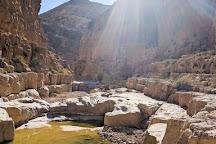 Tze'elim Stream, Dead Sea Region, Israel
