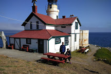 Battery Point Lighthouse, Crescent City, United States