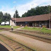 Железнодорожная станция  Trutnov střed