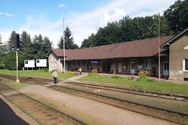 Железнодорожная станция  Trutnov Stred