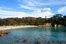Spiaggia Capriccioli, Arzachena, Italy