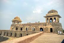 Rani Roopmati Pavillion, Mandu, India