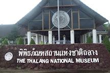 Thalang National Museum, Si Sunthon, Thailand