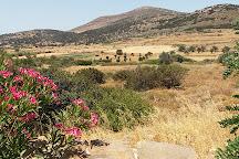 Temple of Demeter, Sangri, Greece