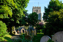 Church of St Mary and St Eanswythe, Folkestone, United Kingdom