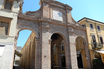 Antica Pescheria di Piazza Cavour, Rimini, Italy