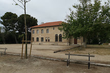 Office de Tourisme, Salin de Giraud, France
