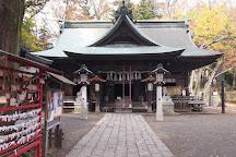 Omuro Sengen Shrine (Shimosengen), Fujiyoshida, Japan