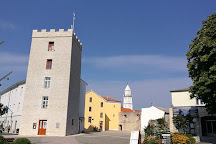 Frankopanski kaštel, Novi Vinodolski, Croatia