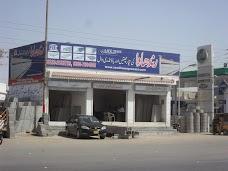 CRETE BRANCH OFFICE karachi