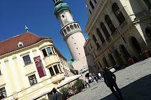 Fire Tower (Tuztorony), Sopron, Hungary