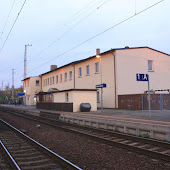 Станция  Elsterwerda