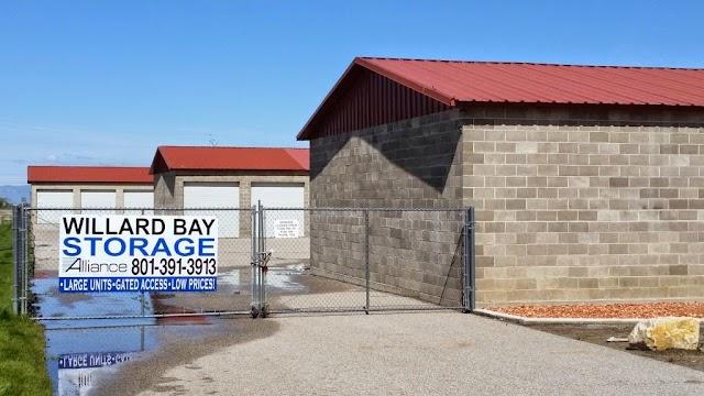 Willard Bay Storage
