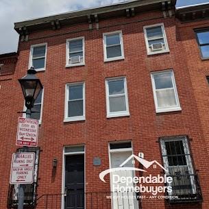 Baltimore house