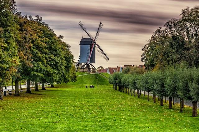 Kruisvest Windmills