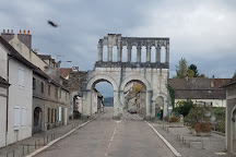 Porte d'Arroux, Autun, France