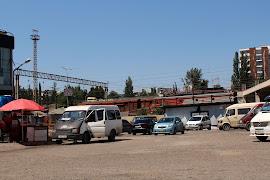 Автобусная станция   Samgori