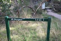 Mt Sturgeon, Dunkeld, Australia