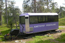 Amethyst Mine Lapland, Luosto, Finland