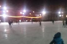 Spartak Stadium, Novosibirsk, Russia