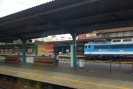 Железнодорожная станция  Pardubice hl.n.