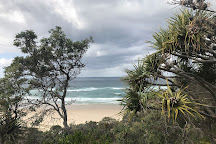 Frenchman's Beach, North Stradbroke Island, Australia