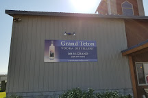 Grand Teton Distillery, Driggs, United States