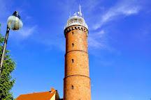 Jaroslawiec Light House, Jaroslawiec, Poland