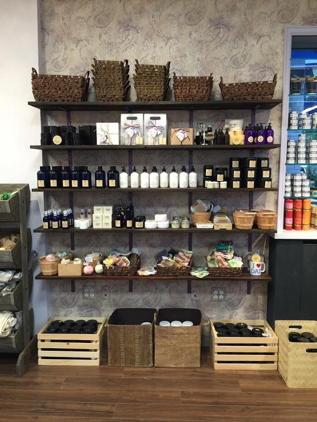 Lavender Label- Little Soap Shop