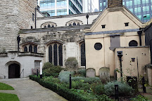 St Olave's Church, London, United Kingdom
