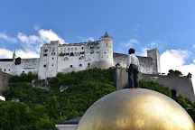 Fortress Hohensalzburg, Salzburg, Austria