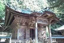 Tokugawa's Mausoleum, Koya-cho, Japan