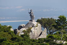 Estatua do Guerreiro, Sintra, Portugal