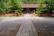Oiimatakubohachiman Shrine, Yamanashi, Japan