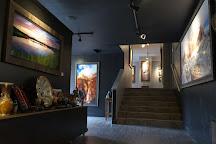 David J West Gallery, Springdale, United States