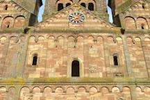 Marmoutier Abbey, Alsace, Marmoutier, France