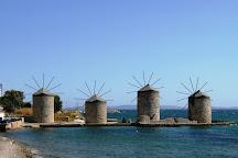 Tris Mili, Vrontados, Greece