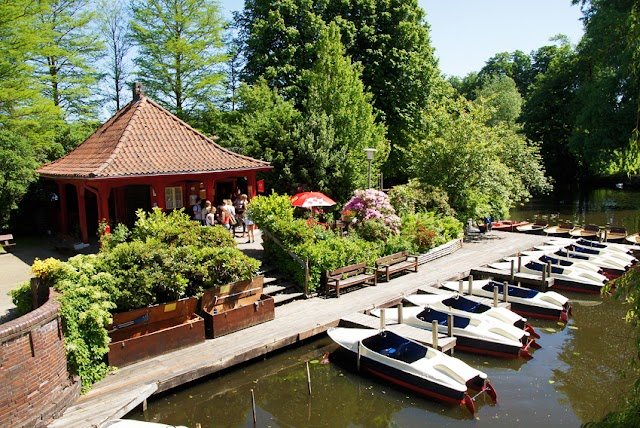 Bootsvermietung Stadtparksee