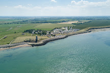 Reculver Towers and Roman Fort, Herne Bay, United Kingdom