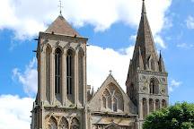 Abbaye de Saint-Pierre-sur-Dives, Saint-Pierre-sur-Dives, France
