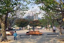 Democracy Park, Busan, South Korea