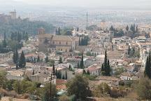 La Ermita de San Miguel Alto, Granada, Spain