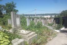 Jewish Cemetery, Chisinau, Moldova