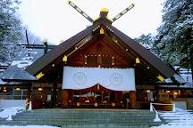 Hokkaido Jingu, Sapporo, Japan